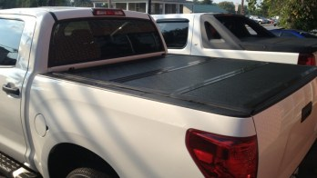 Tundra Tonneau By UnderCover Flex Installed By WSS