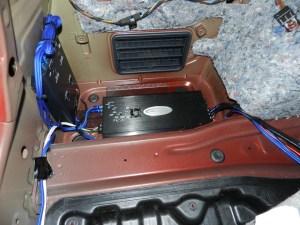 Arc Audio Amplifier