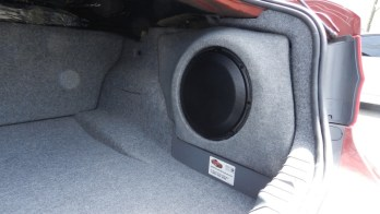 BMW Bass Package Completes Audio Upgrade For Falls Church Client