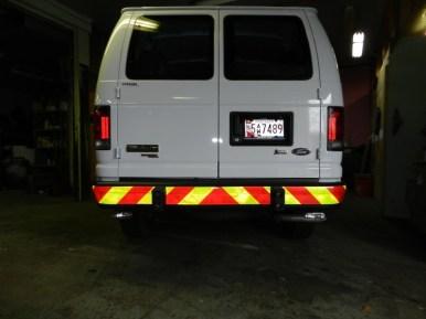 Econoline Work Van