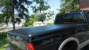 Ford F350 Bed Cover Solution is Perfect For Glenville Client