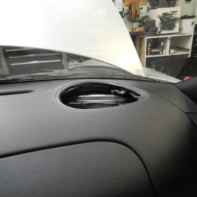 Porsche Dash Speakers