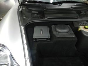 Porsche Amplifier Upgrade