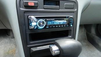 Honda Accord Radio Upgrade Replaces Cassette Deck!
