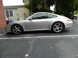 Porsche Stereo Upgrade