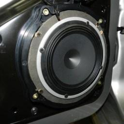 Porsche Speaker Upgrade