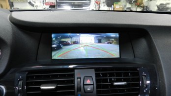 BMW Backup Camera Solution Works With Factory Nav