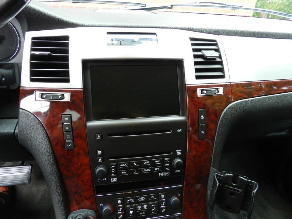 Escalade Audio Upgrade Is Worthy Of A Cadillac