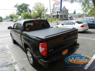 Toyota Tundra Bed Covers