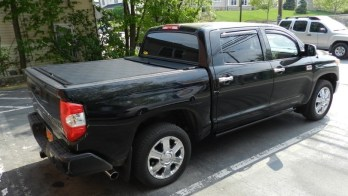 Repeat Client from Westminster Gets Tundra Truck Accessories