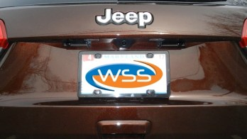 Repeat Client Gets Radar And Laser Protection For 2015 Jeep