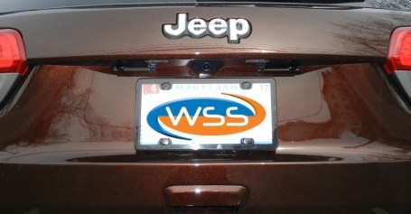Jeep Radar and Laser Protection