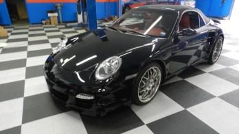 911 Turbo Radar Upgrade For Boonsboro Porsche Client