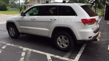 Grand Cherokee Backup Camera Thrills Finksburg Client