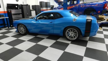 Sykesville Client Upgrades Dodge Challenger Stereo System