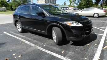 Backup Camera Adds Safety For This Westminster Mazda CX-9
