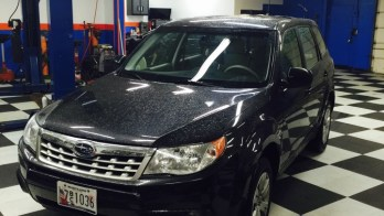 Great Sound On Tap In This 2011 Subaru Forester Form Mt. Airy