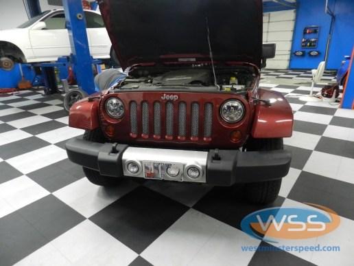 Jeff Myers Jeep