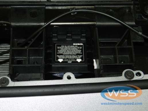 Custom-Installed Laser And Radar Detector