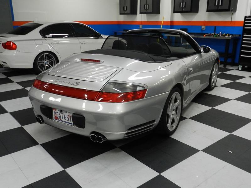 Baltimore Client Gets Porsche Carrera 4s 996 Technology Boostrhwestminsterspeed: Porsche 911 Type 996 1998 2004 Radio Dash Kit At Elf-jo.com
