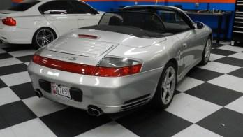 Baltimore Client Gets Porsche Carrera 4s 996 Technology Boost