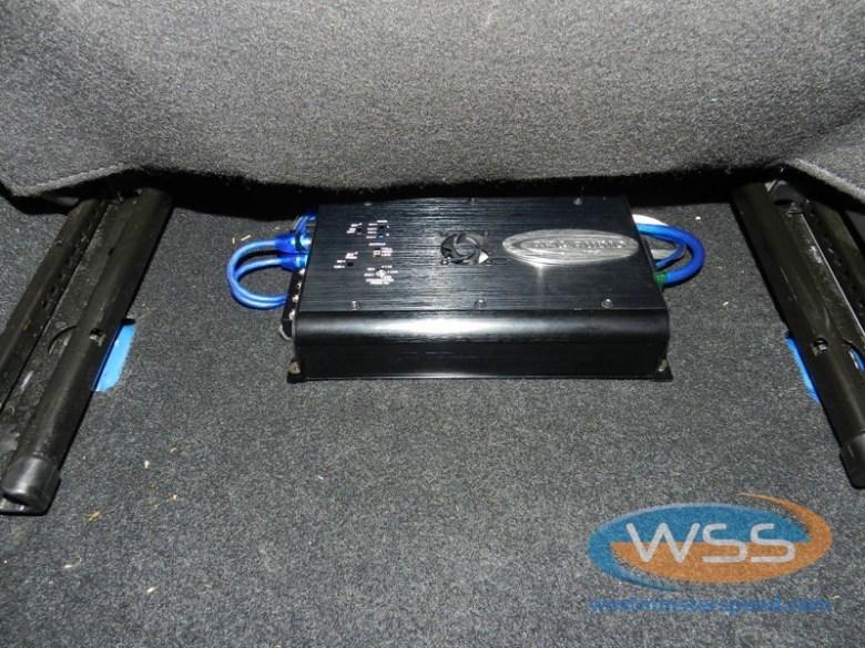 Subaru BRZ Audio