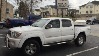 2010 Toyota Tacoma Technology Upgrade For Westminster Client