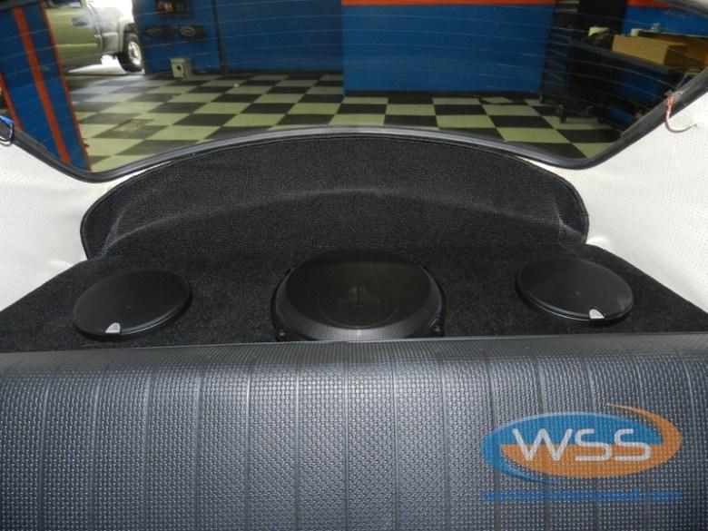 VW Beetle Audio