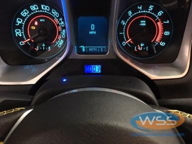 2010 Chevy Camaro SS Gets K40 Radar Detector and Laser Defuser