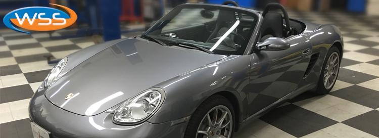 Porsche Boxster Audio
