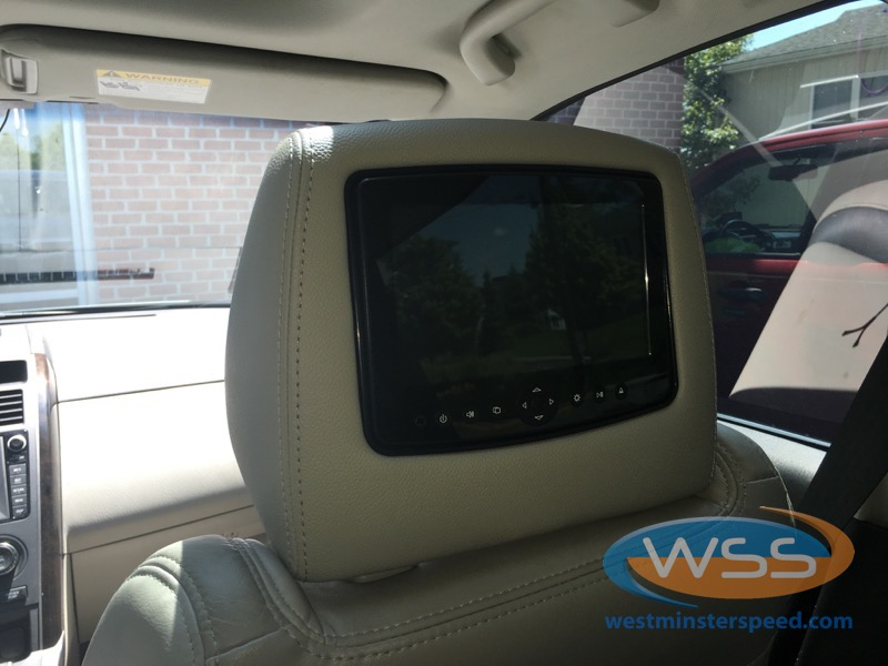 Mazda Cx9 Window Tint 3 Westminster Speed