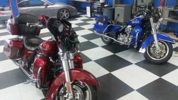 Harley-Davidson Street Glide Stereo Upgrade For Hanover Client
