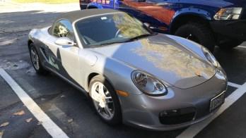 Reistertown Client Gets Porsche Boxster SiriusXM Upgrade