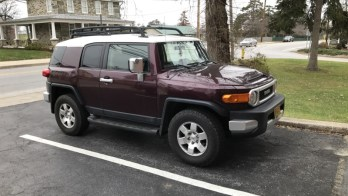 Westminster Client Beats the Cold with Toyota FJ Cruiser Remote Starter