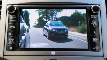 Blind Spot Sensors Available in Maryland
