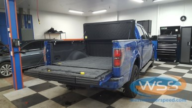 Ford F-150 Bed Cover