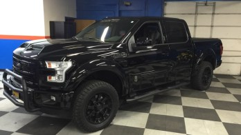Taneytown Ford Client Gets F-150 Bed Cover and Radar Detector