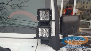 Jeep Wrangler Unlimited Lighting