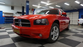 Dodge Charger Camera System for Woodbine Client