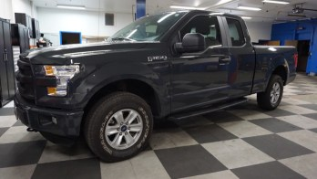 Mount Airy Client Gets Ford F-150 Bed Cover