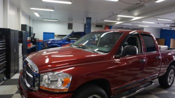 Dodge Ram Technology Upgrade for Westminster Client