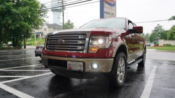 Ford F-150 Lighting Upgrades Enhances Safety for Westminster Client