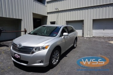 Toyota Venza Backup Camera