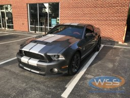 Ford Mustang GT500 Window Tint