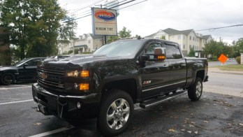 Boonsboro Client Adds Chevy Silverado Radar and Laser System
