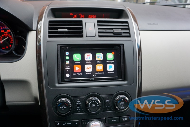 Mazda CX-9 Radio Upgrade Gives New Technology to Westminster