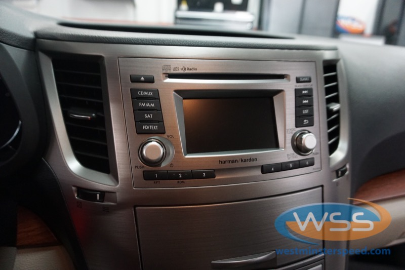 Subaru Outback Radio Upgrade Adds Carplay For Upperco Clientrhwestminsterspeed: 2007 Subaru Outback Radio Replacement At Gmaili.net