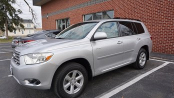 Toyota Highlander Technology Upgrade for Repeat Gaithersburg Client