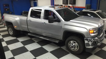 Chevy Silverado Stereo System for New Windsor Client