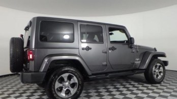 Westminster Client Gets Jeep Wrangler Unlimited Paint Protection Film